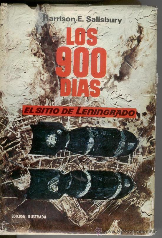 900 dias el sitio de leningrado, de harrison salisbury