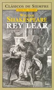 rey leaer, shakespeare