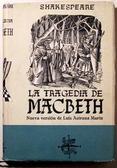 la tragedia de macbeth de shakespeare