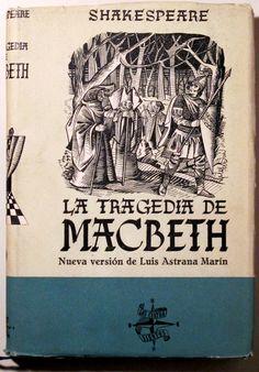 la tragedia de macbeth de shakespeare