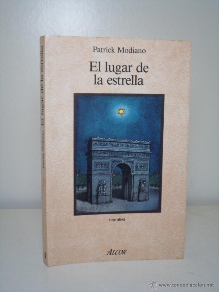 el lugar de la estrella de patrick modiano
