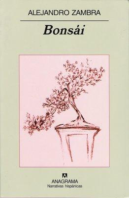 bonsai alejandro zambra