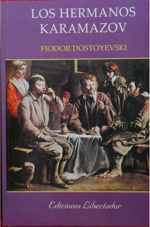 los hermanos karamazov dostoyevski