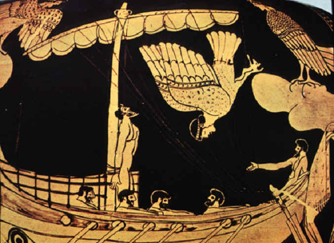 La Odisea Homero