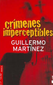crimenes imperceptibles guillermo martinez