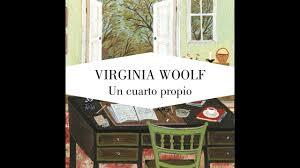 un cuarto propio virginia woolf