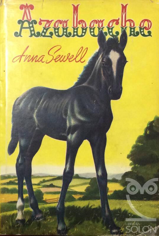 Azabache de Anna Sewell